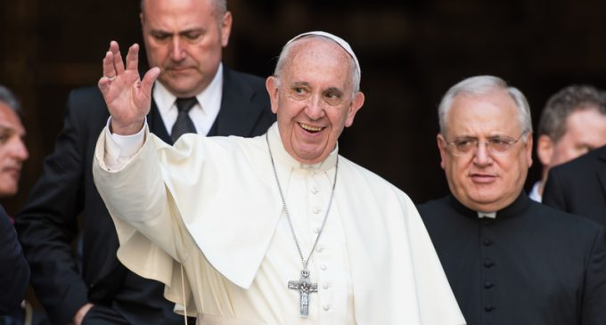 Pope Francis: Dignity of Migrants is More Important Than National Security