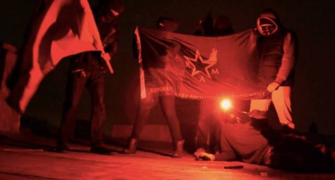 New Antifa Cell Calls for Death of Police, Seizure of Patriot Land to Start Revolution