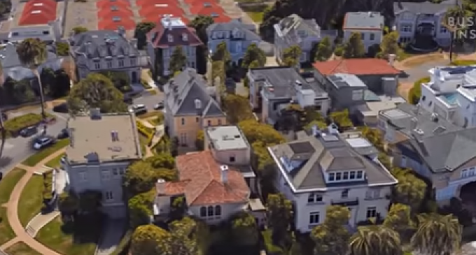 Wealthy San Francisco Residents Shocked Couple Quietly Bought Their Street
