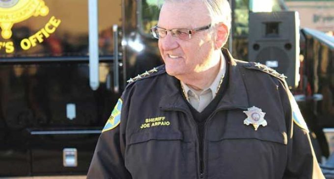 Former Sheriff Arpaio Facing Jail Time for Detaining Illegal Immigrants