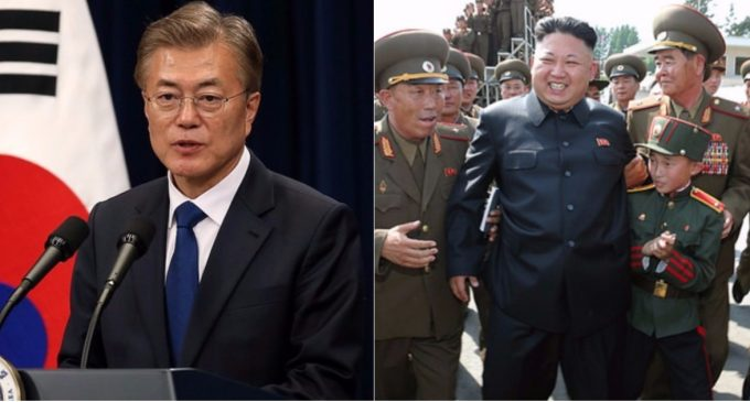 Report: North Korea Conducts 'Water Attack' on South Korea