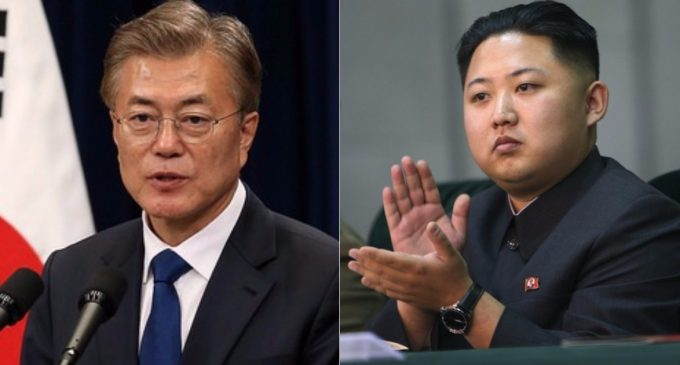 """Report: South Korea Preparing a """"Surgical Strike"""" North Korean's Command, Missile and Nuclear Facilities"""