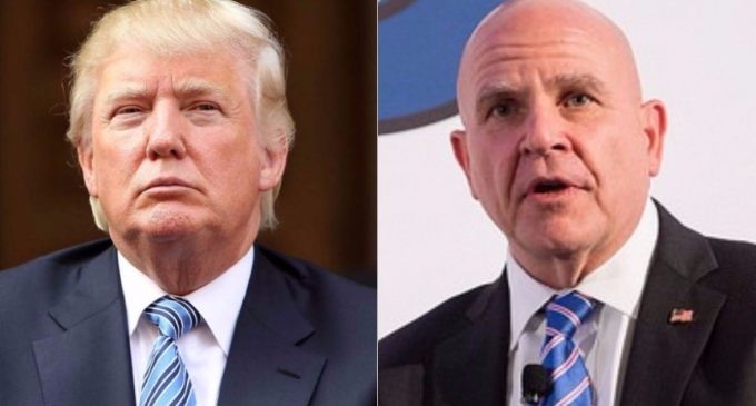 Trump May Soon Ship H.R. McMaster to Afghanistan