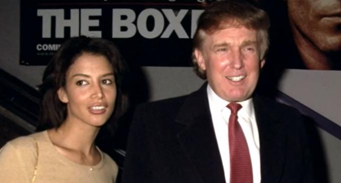 Trump's Biracial Ex: Donald is no Racist