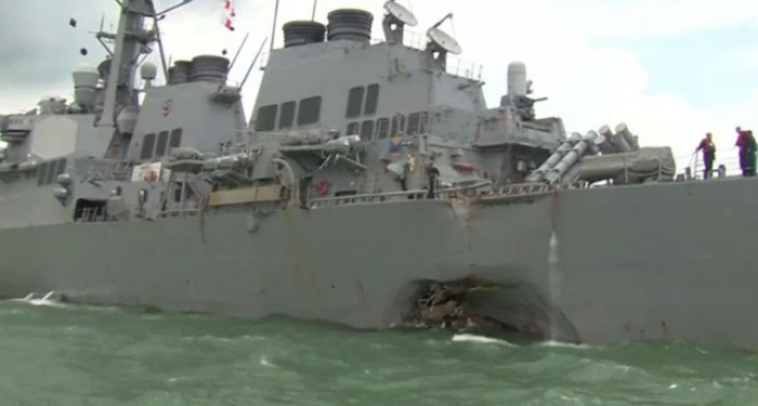 Could USS McCain Have Been the Victim of Cyber Warfare?
