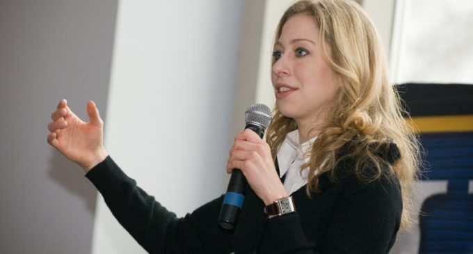Chelsea Clinton Likens Confederacy to Lucifer