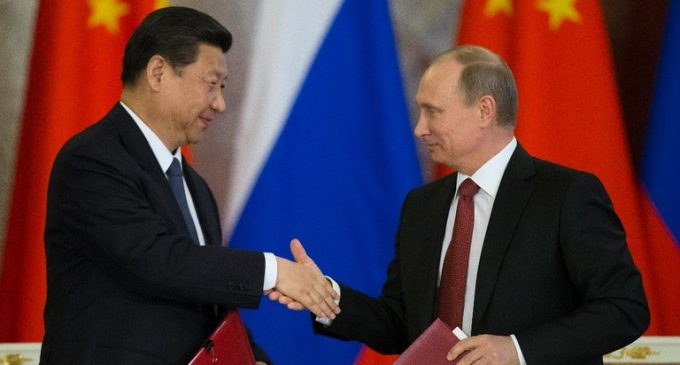 China and Russia Have the US Dollar in its Crosshairs With New Agreement