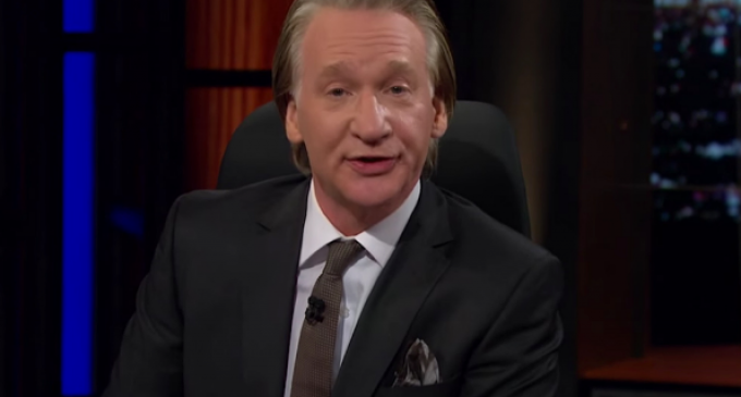 Maher: 'Socialism is Not Such a Bad Idea When You're Standing in Toxic Floodwater'