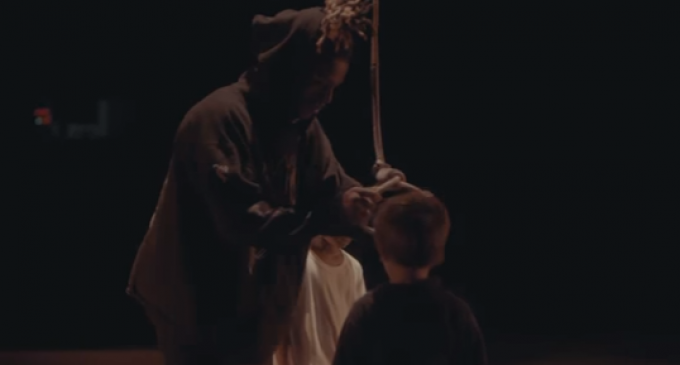 Prominent Rapper Hangs White Boy in Controversial New Music Video
