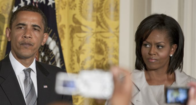 Michelle Obama Allegedly Plotting Way Back Into White House
