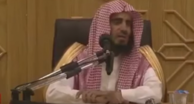 "Muslim Cleric: ""Women Only Have 1/4 of A Brain"""