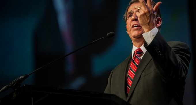 DOJ Upholds IRS Censorship of Religious Sermons