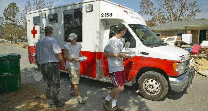 Red Cross Not Sure How Much Money Goes to Helping People