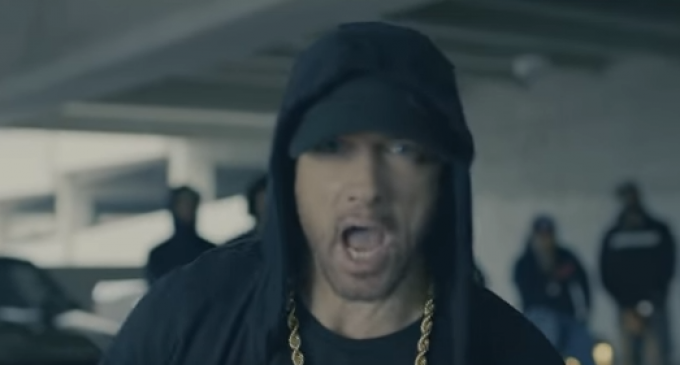 Eminem Rips Into President Trump at BET Hip Hop Awards with Freestyle Rap