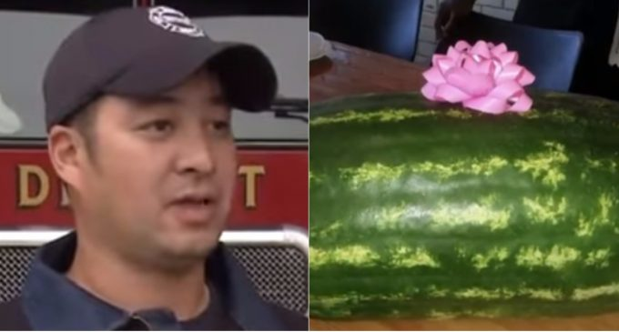 Detroit Firefighter Fired for Bringing Watermelon to Work