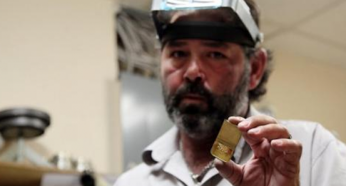 Major Government Bank Busted Selling Counterfeit Gold