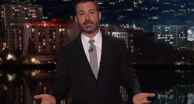 Kimmel Hypocrisy:  Republicans 'Should Be Praying for God to Forgive Them'