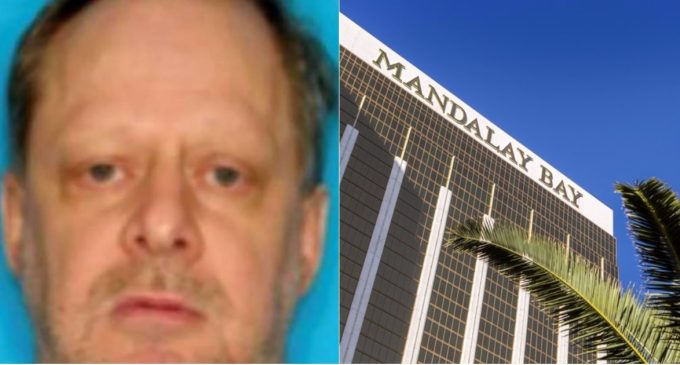 "Neighbor of Las Vegas Shooter Claims It Was All a ""Set-up"""