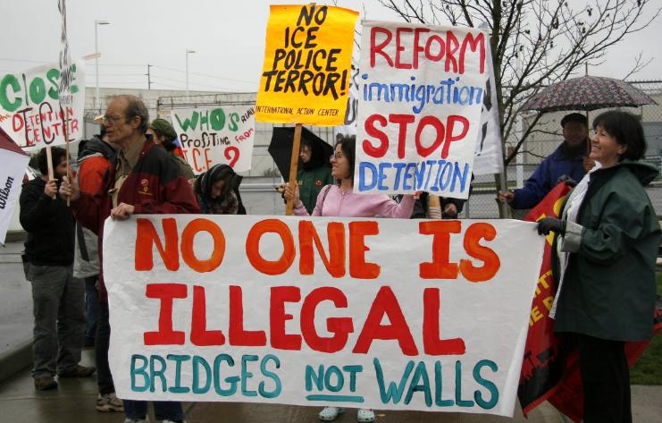 illigal immigration