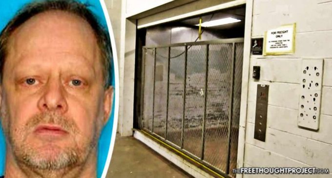 Officials Reveal: Las Vegas Gunman Was Granted Access to Service Elevator