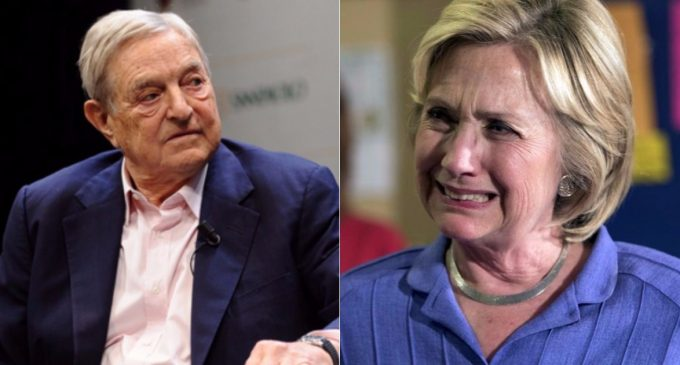 Soros Backed Organizations Going After Hillary Clinton