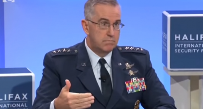 "General of US Strategic Command: ""Mr. President, That's Illegal"""