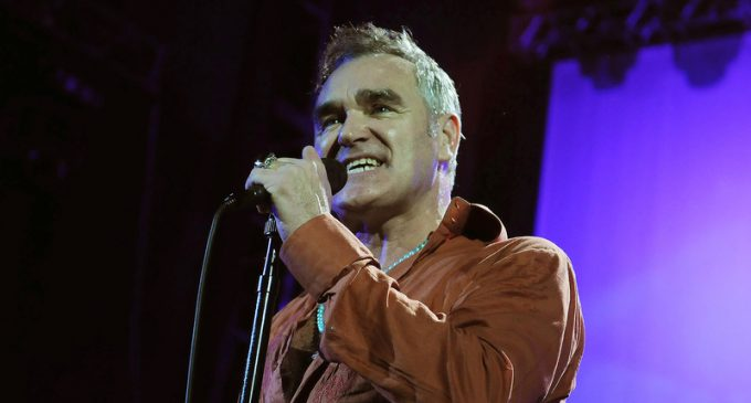 "Morrissey Calls Trump ""Vermin"" and Wants Him Killed for the ""Safety of Humanity"""