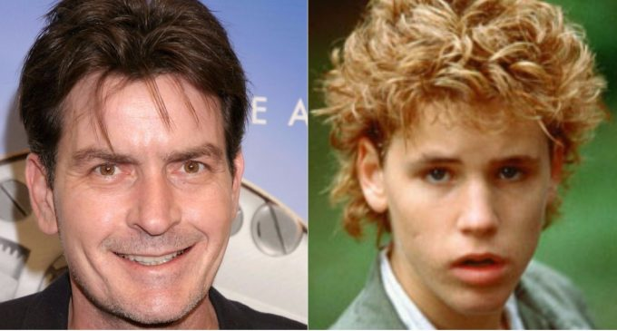 Charlie Sheen Responds to Allegation He Raped 13-year-old Corey Haim