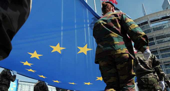 European Union Agrees to Form Its Own Standing Army