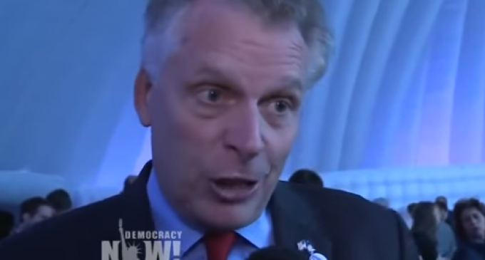 McAuliffe: Trump is an Embarrassment, Like a 'Crazy Uncle in His Attic'