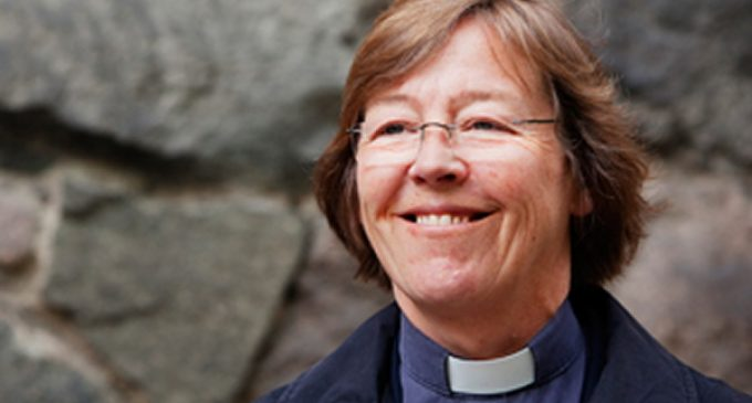 Lesbian Bishop Deems Holy Bible Flawed and Orders Its Revision to Make God Gender-Neutral