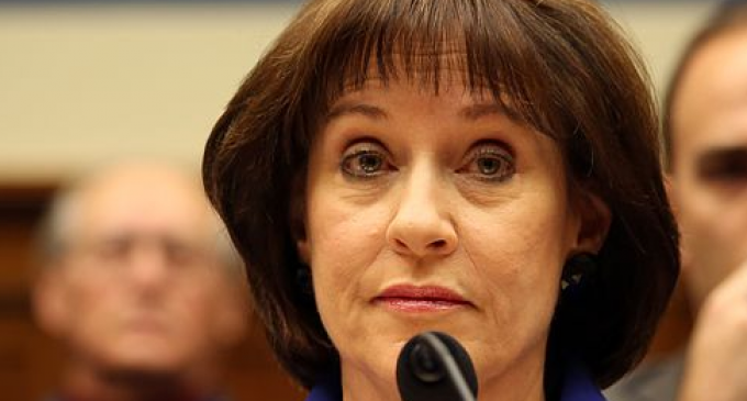 Lerner Fears 'Physical Harm' if Truth about IRS Targeting of Conservative Groups is Revealed