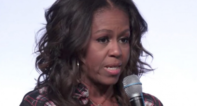 Michelle Obama: 'Women Need to Stop Loving Men So Much'