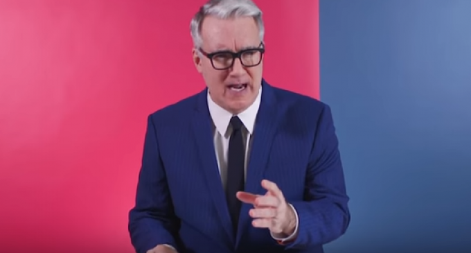 Olbermann Claims He's Quitting Political Commentary for Good