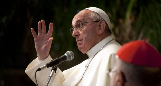 Pope Francis: Slams 'Perverse' Climate Change Deniers' in Furious Message