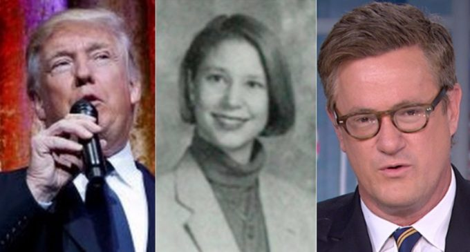 "President Trump Urges Media to Investigate the ""Mysterious"" Death of Joe Scarborough's Intern 16 Years Ago"