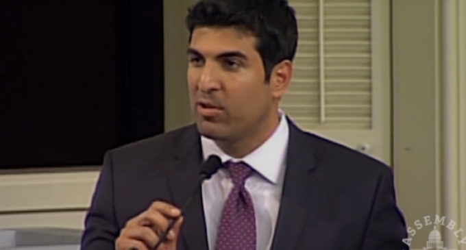 CA Assemblyman Accused of Masturbating in Front of Young Lobbyist