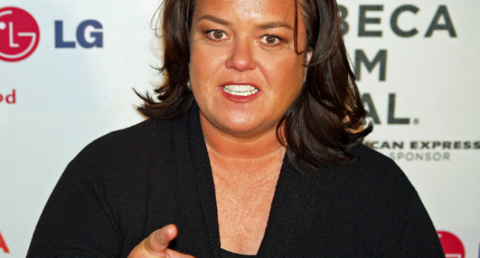 Rosie O'Donnell Faces $13 Million Dollar Fine and Prison Time for Attempting to Bribe Elected Officials