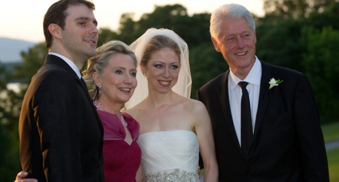 Bill Clinton Denys Using Haitian Relief Funds to Pay for Chelsea's Wedding, Wikileaks Drops the Email PROVING their Guilt