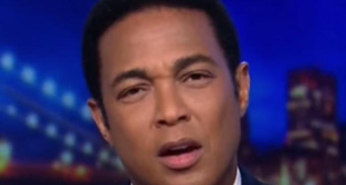 CNN's Don Lemon Losses It When MLK's Nephew Calls President Trump a Genius