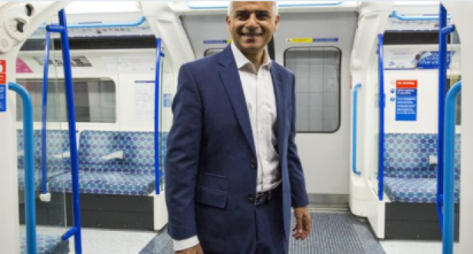 Muslim Mayor Khan Sees Violent Crime Statistics Skyrocket Under His Leadership