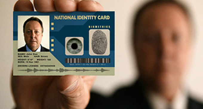 Legislation REQUIRING All Citizens to Acquire Mandatory Biometric Government ID Cards Set to Pass the House