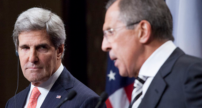 CAUGHT: John Kerry Busted Granting Visas to Alleged Russian Operatives