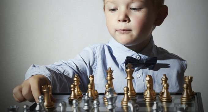 "Study: 98% of All Preschoolers Test at ""Genius"" Level, But Education System Destroys Their Imagination"