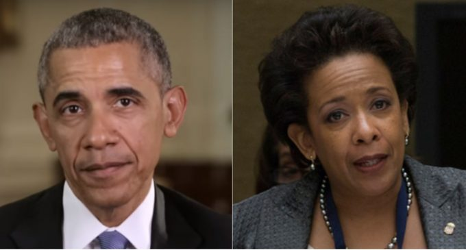 Revealed: Former AG Loretta Lynch Approved EVERY Bogus FISA Warrants Against Trump Campaign Members