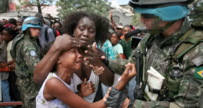 UN Dossier Reveals MASSIVE Number of Rapes Carried Out By UN Workers