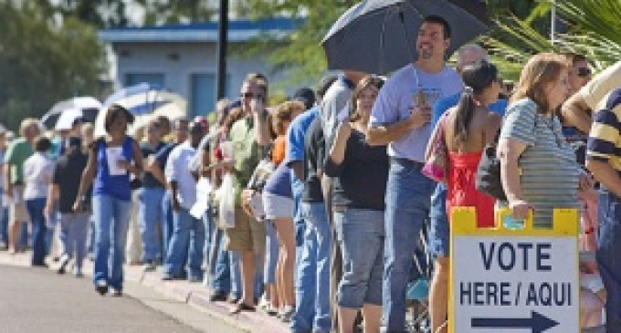 Report: STAGGERING Number of Non-Citizens Registered to Vote in Pennsylvania