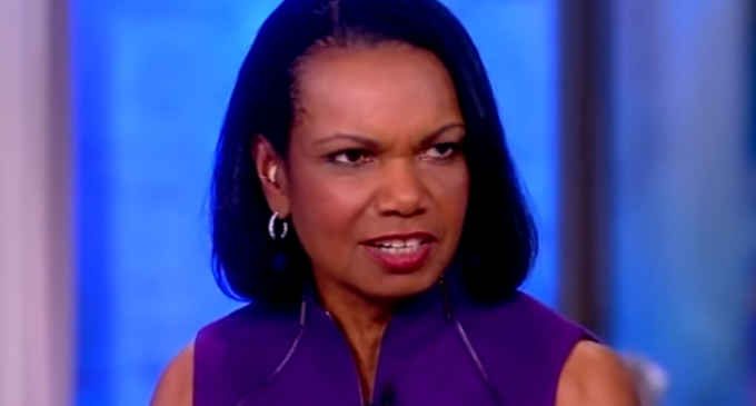Rice: My Father Used Second Amendment to Protect Us From KKK