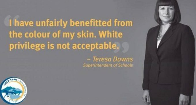 White Canadian Intellectuals Erect Posters Apologizing for Being White