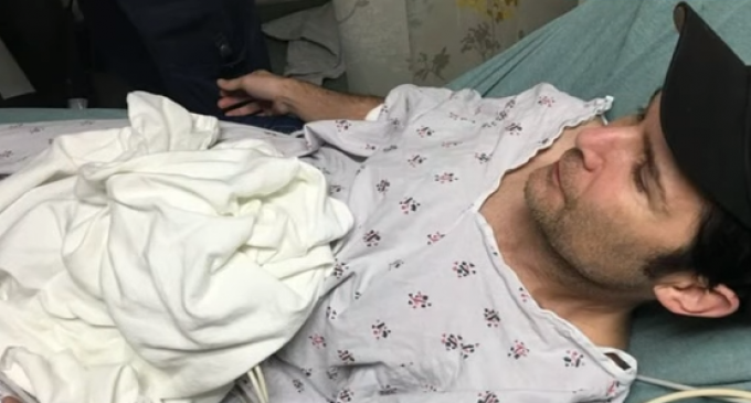 Cory Feldman Attacked, Stabbed in Abdomen by Attacker
